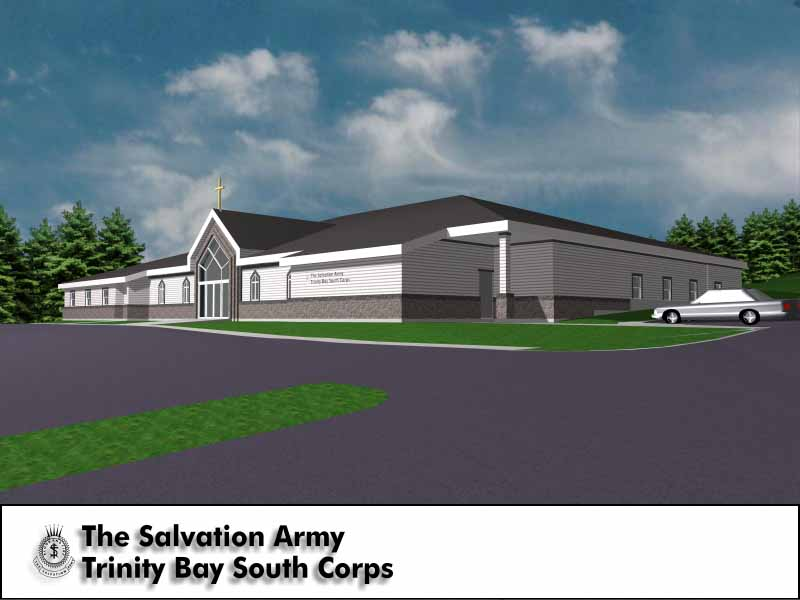 The Salvation Army, Trinty Bay South Corps - Click Here!