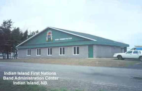 Indian Island First Nations Band Administration Center - Click Here!