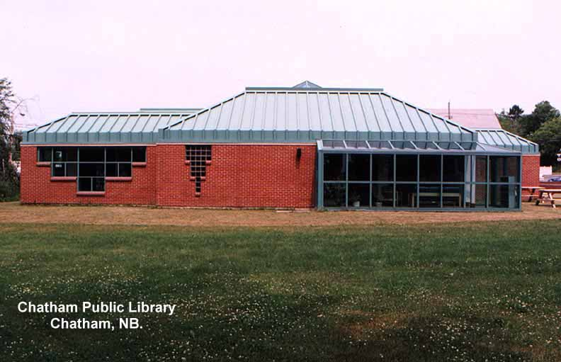 Chatham Public Library - Click Here!