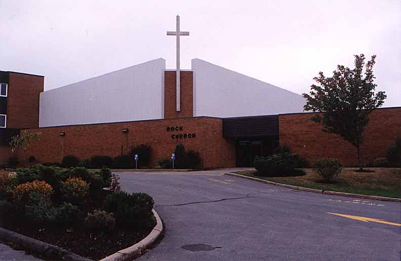 Rock Church - Click Here!
